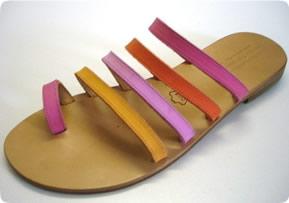 sandales mules sans talon sarah